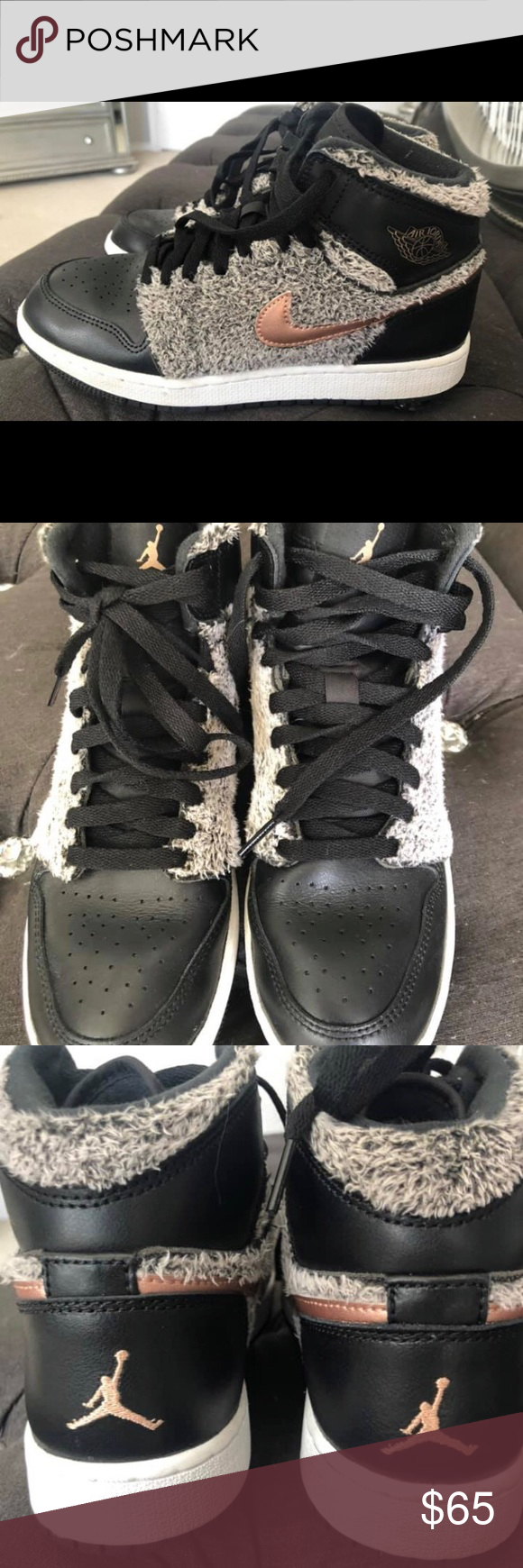 Air Jordan 1 Retro High GS 'Fleece' Youth Sneakers Barely used in great condition Jordan Shoes Sneakers #airjordan1outfitwomen Air Jordan 1 Retro High GS 'Fleece' Youth Sneakers Barely used in great condition Jordan Shoes Sneakers #airjordan1outfitwomen