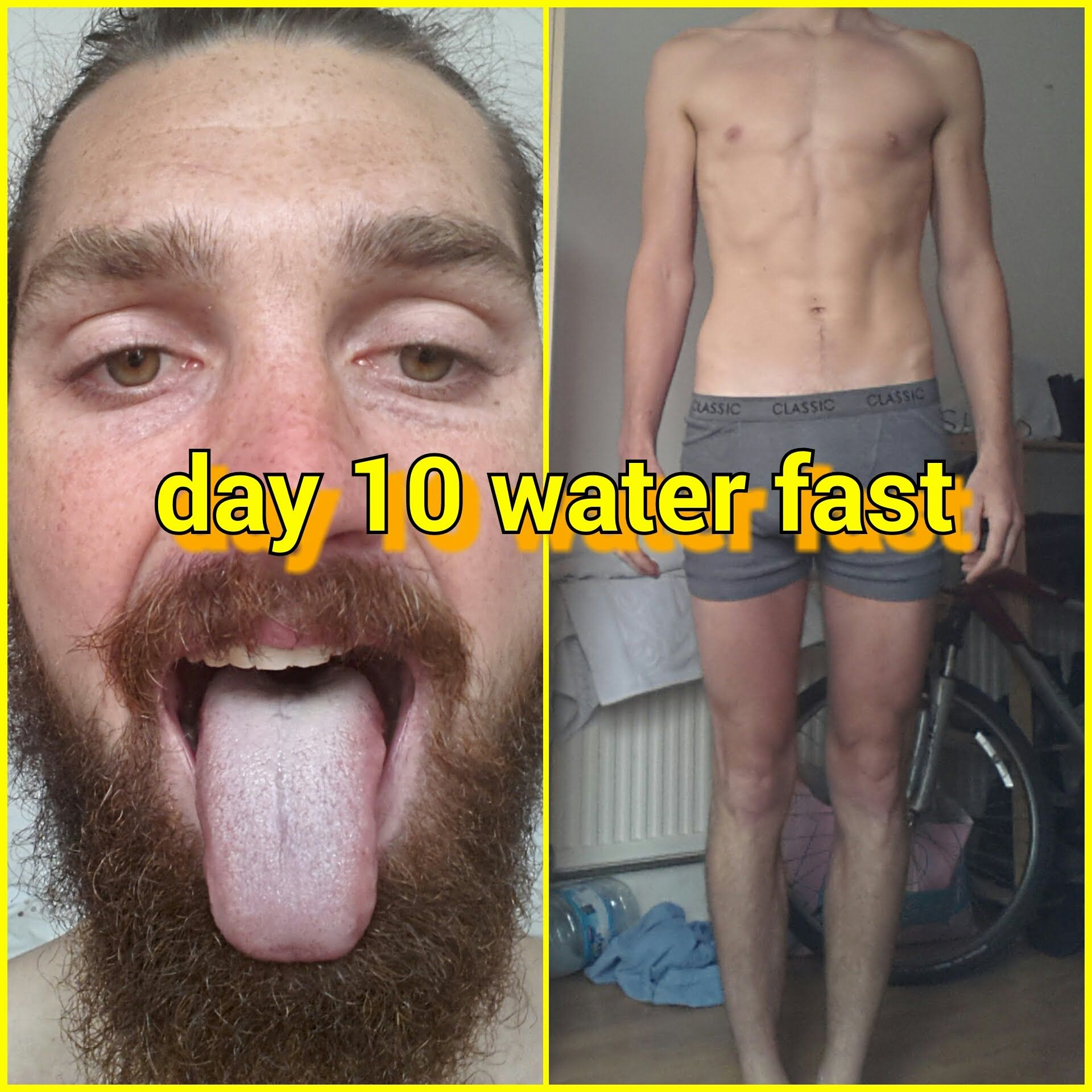 Water fasting for weight loss 5 day