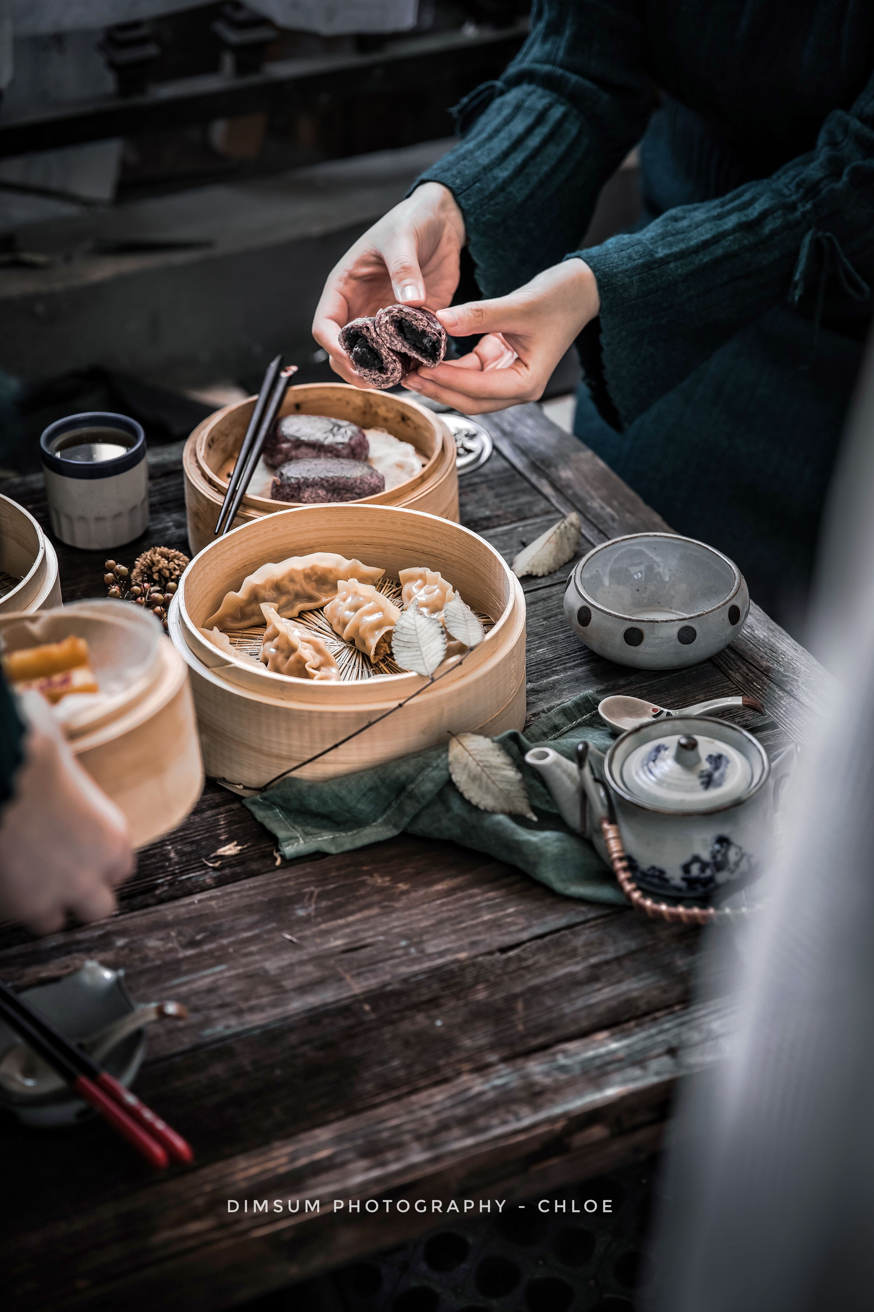 Difference Dimsum Food Photography Western Food Food Drink