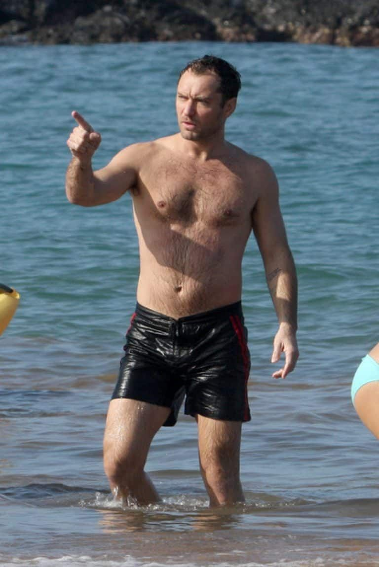 Jude Law Penis Pic