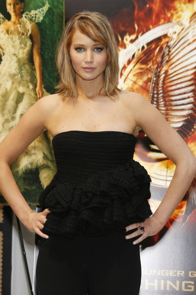 Hunger Games star Jennifer Lawrence is expecting her first
