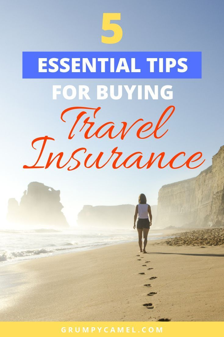 Choosing the best travel insurance 5 things to consider