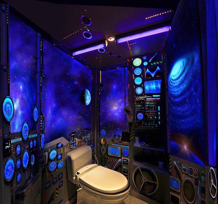 ▷ 1001+ idées   Wc original, Deco wc et Science fiction