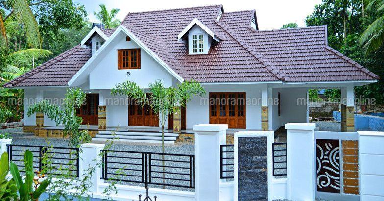 Latest Model Truss Room 4 Bedroom Home In Kerala