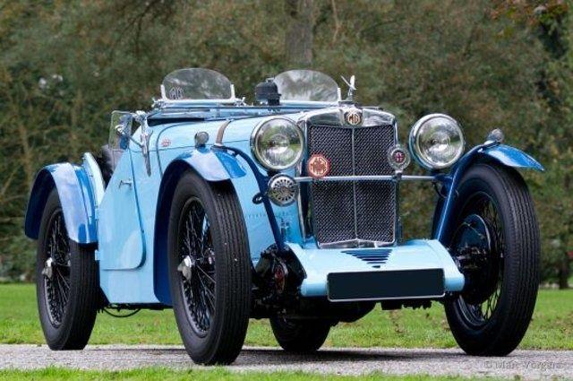 1932 MG J2   Classic Driver Market