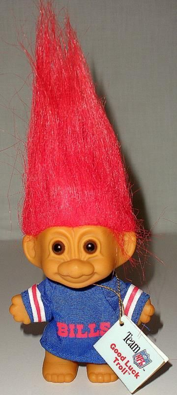 Image result for bills troll doll