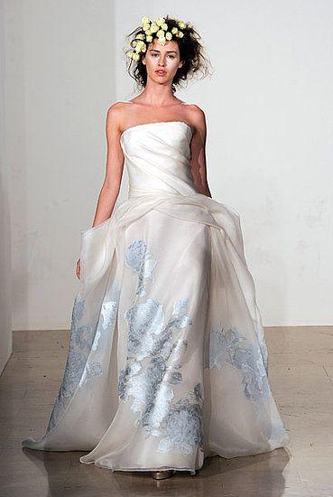I Love This Douglas Hannant Gown