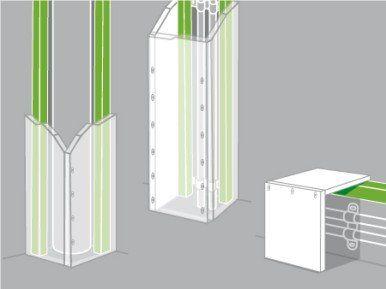 Comment réaliser une tuyauterie cachée ? | Coffrage, Tuyauterie, Amenagement toilettes