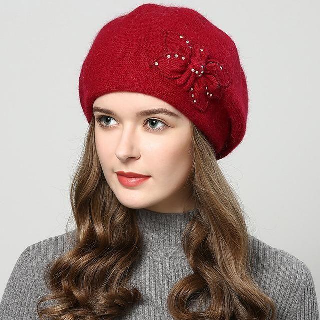 JOYOUS  2018 winter hats for women  Eye Catching Accessories