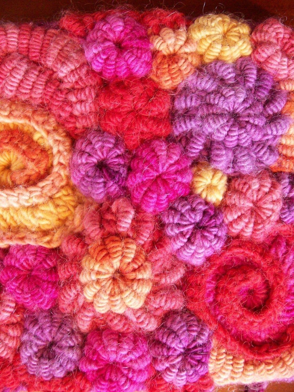 JANICE ROSEMA Basic Introduction to Freeform Knitting and Crocheting ...