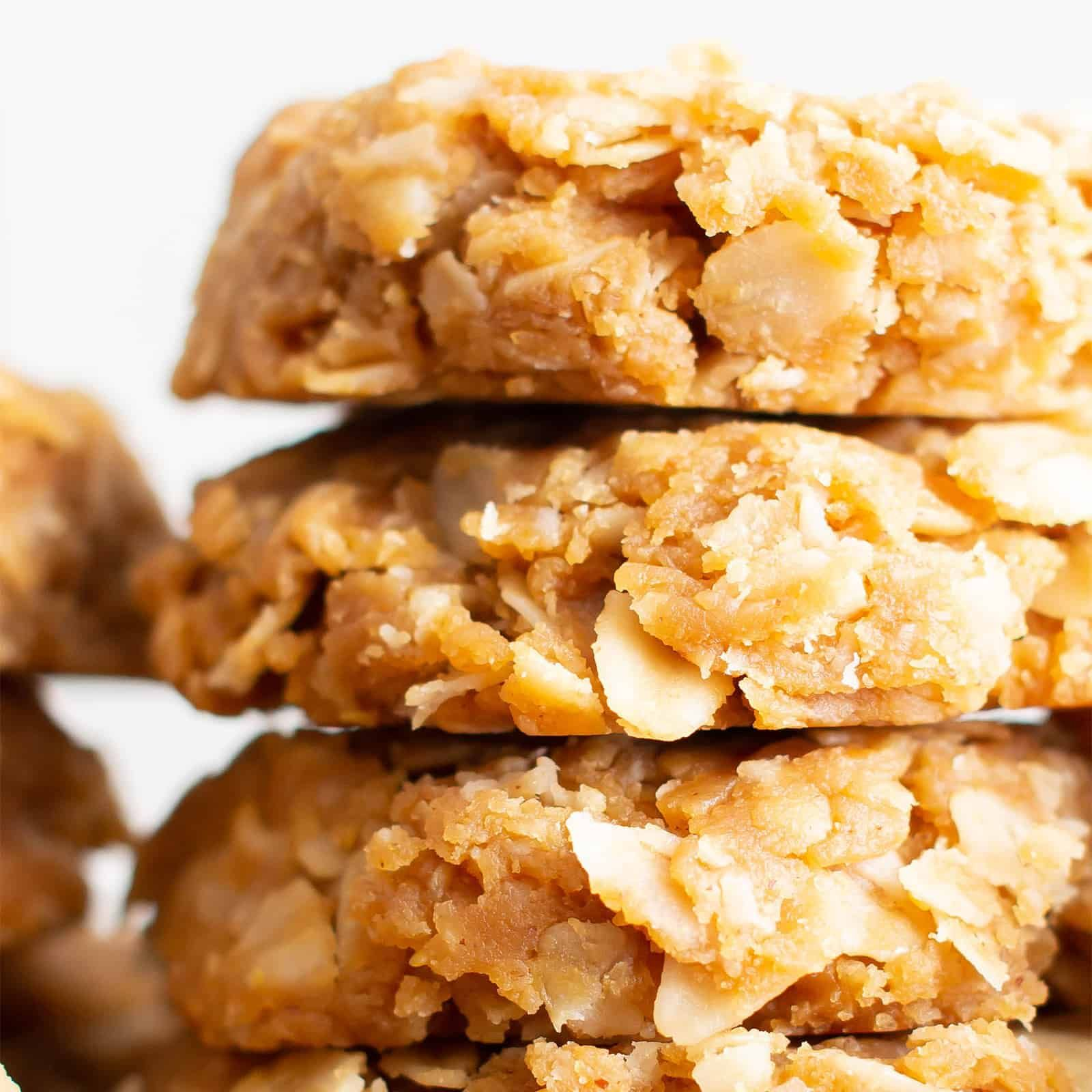 No Bake Peanut Butter Oatmeal Cookies A Super Easy Recipe For