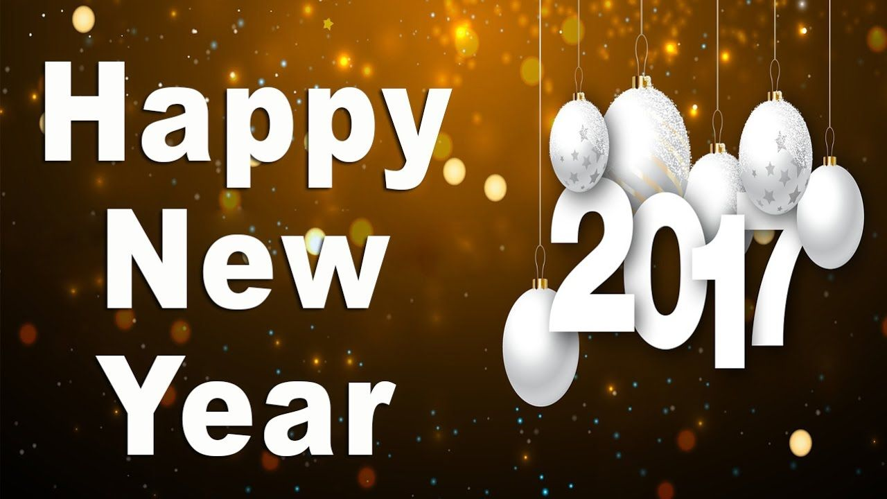Happy New Year 2017 Greetings Sms Whatsapp Download Video Music