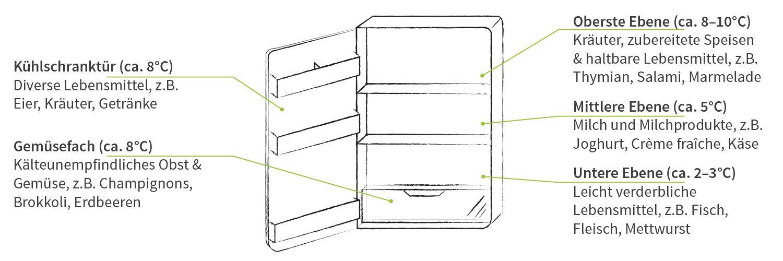 Wie Ihr Eure HelloFresh Lebensmittel im Kühlschrank lagern könnt? | HelloFresh Magazin