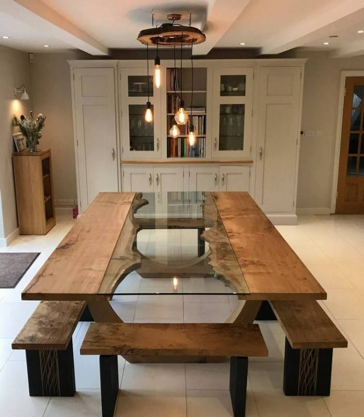 Beautiful Dining Table Top Ideas For All • One Brick At A Time