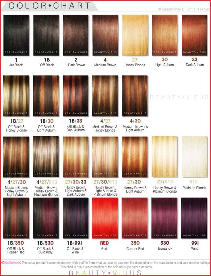 Ion Demi Color Chart 132146 Wonderful Ion Red Hair Color Chart