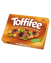 Toffifee 125g Suklaamakeinen