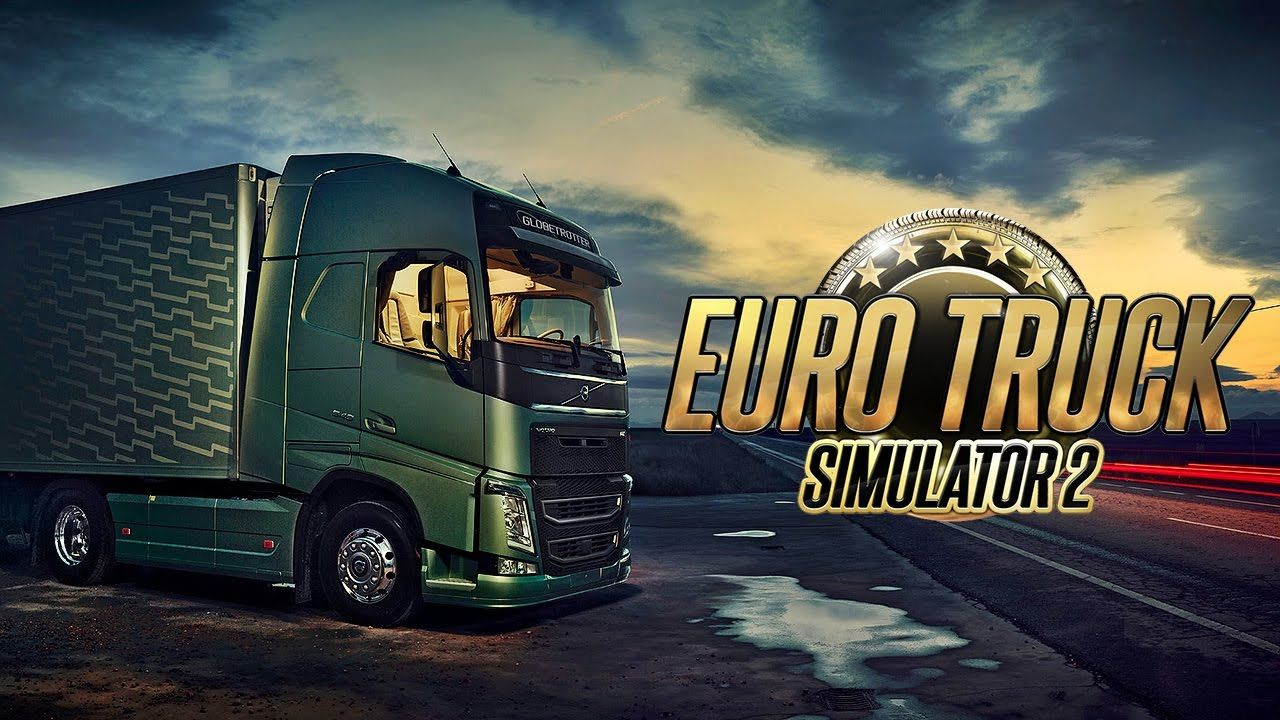 Euro Truck simulator 2 Gameplay (HD) first time ets