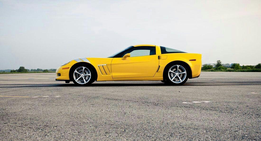 2013 Chevrolet Corvette Grand Sport Coupe. Corvette