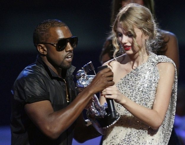 It S Been Four Fateful Years Since Kanye West Famously Interrupted Taylor Swift S Vma Victory Speech To Declare Beyonce S Single Ladies One Of The Greatest Music Videos Of All Time In 2019