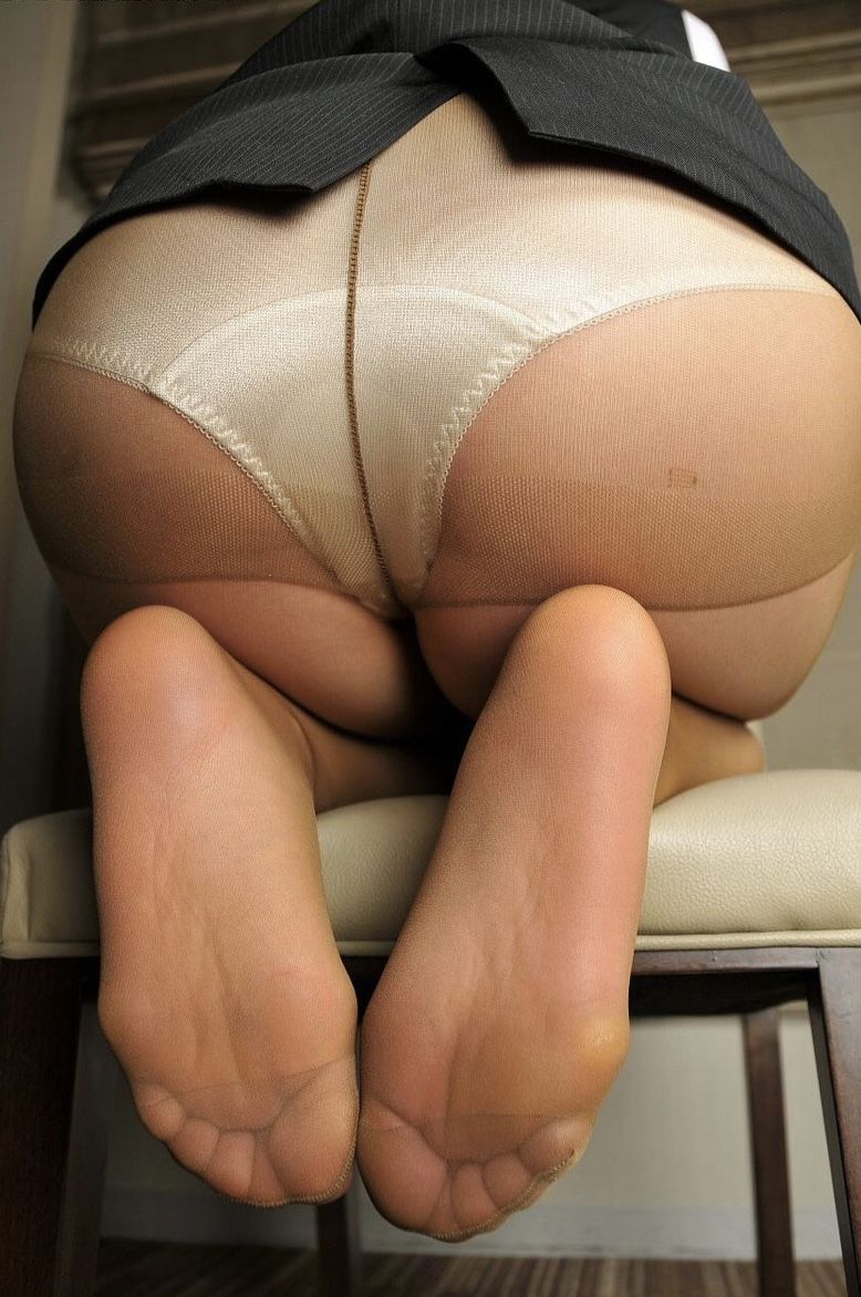 Mature panty gusset pantyhose for council