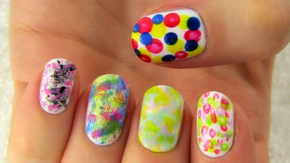 Sara Beauty Corner Google Search Nail Art Different Nail Designs Nail Designs