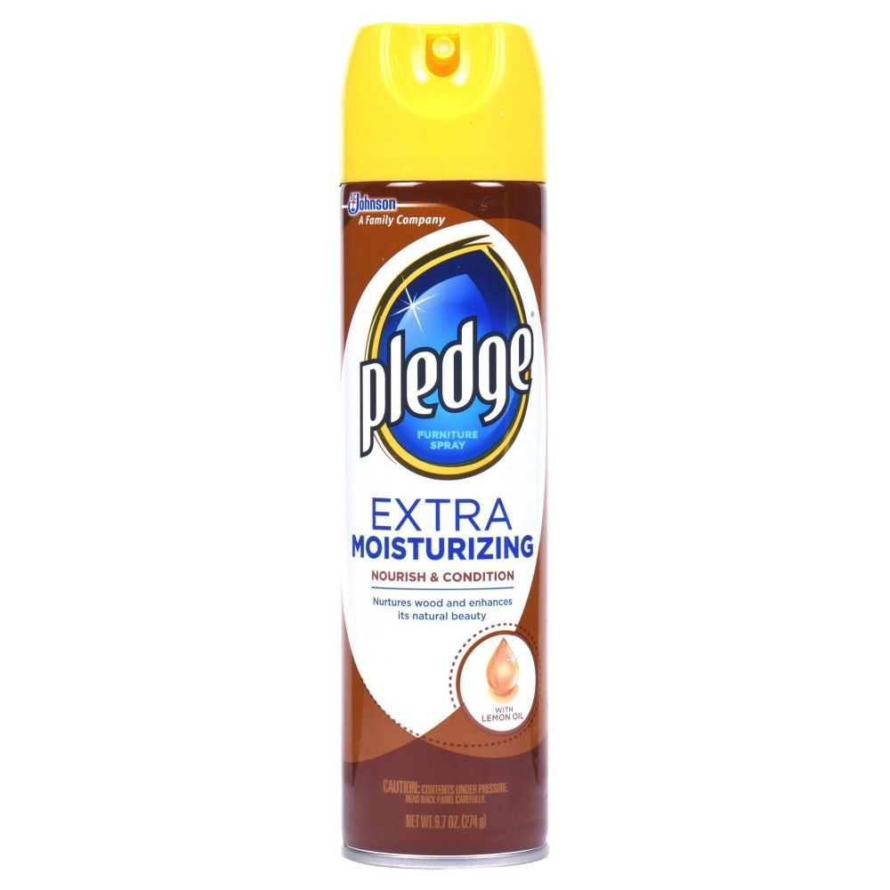 Pledge Extra Moisturizing Furniture Spray 9 7oz In 2020