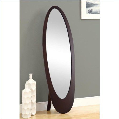 Details About Floor Mirror Full Length Standing Big Mirrors For