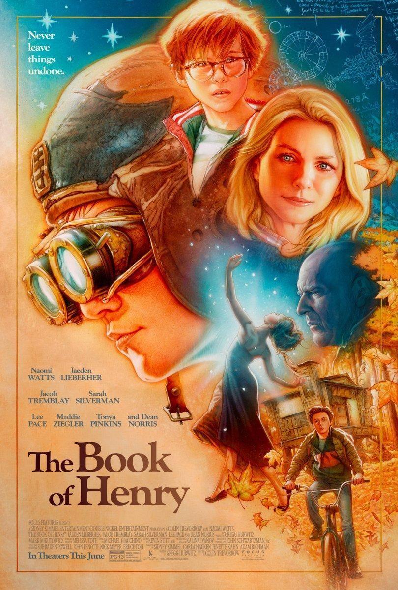 Cinelodeon Com El Libro Secreto De Henry Colin Trevorrow Libro Secreto Peliculas De Terror Peliculas