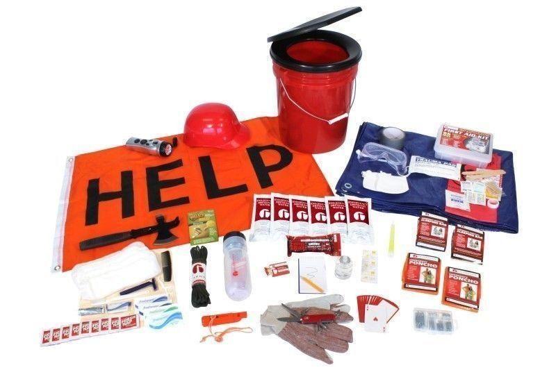 Guardian Earthquake Disaster Survival Emergency Kit