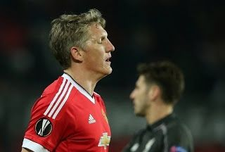 Blog Esportivo do Suíço: Schweinsteiger perderá final de temporada, mas tem chance de jogar a Eurocopa