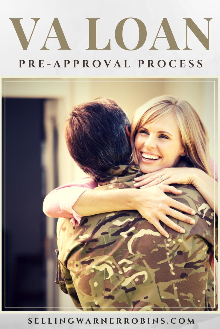 VA Loan Preapproval Process | Refinance mortgage