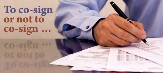 Important Reminders For Prospective Co Signers Loan Debt Guidelines