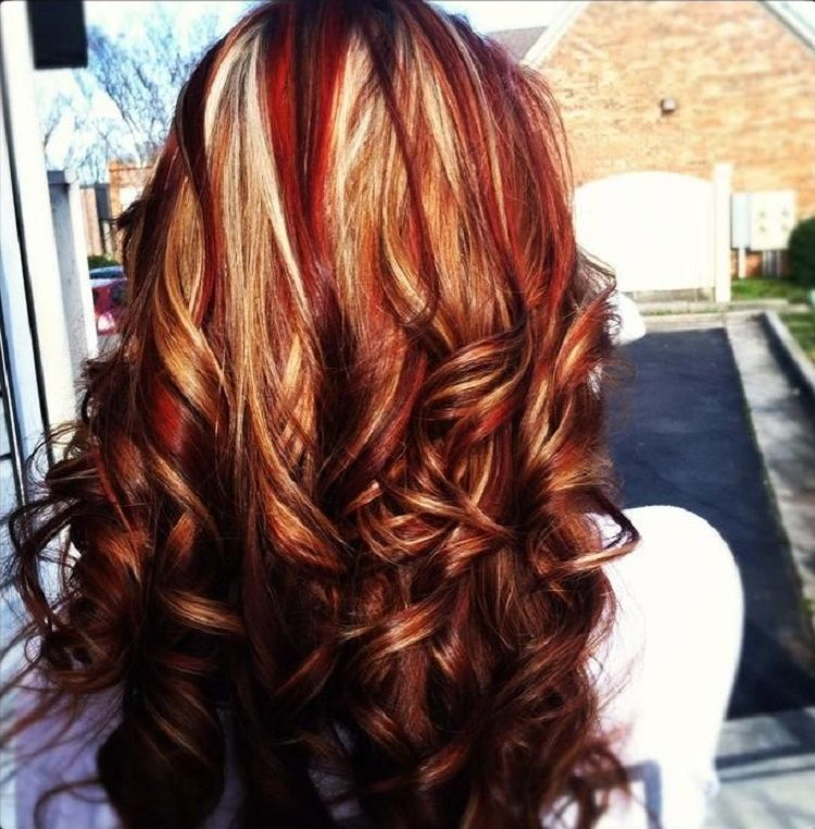 Three Tone Hair Color Ideas Google Search Hair Ideas