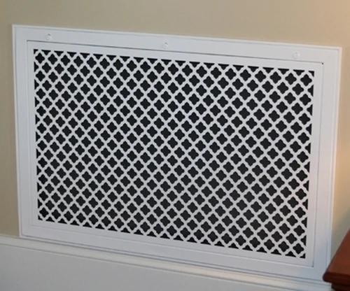 Hinged Air Returns Hvac Vent Covers Return Air Vent Covers Heating Vent Covers Vent Covers Unlimited Air Return Return Air Vent Decorative Vent Cover