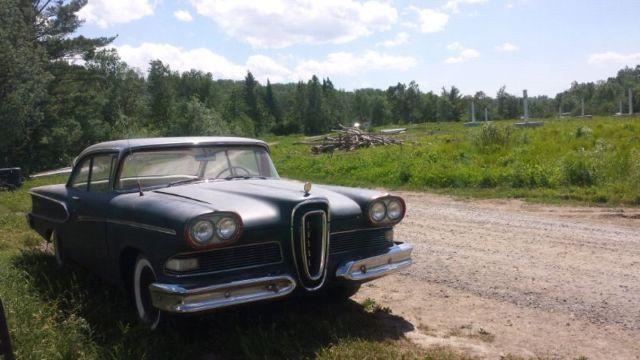 Very Rare Edsel Pacer Classic Cars Barrie Kijiji Ratz