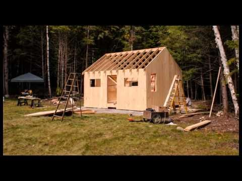 Vermont Cottage B in 2020 | Cottage kits, Building a cabin, Cottage