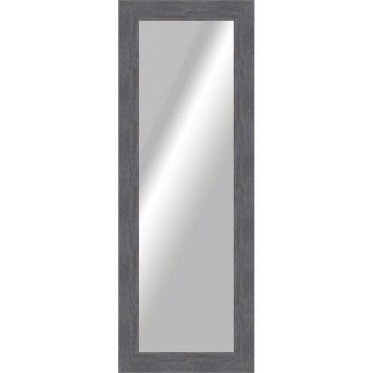 Miroirloftgraphitel40xh140cm Miroir Loft Et
