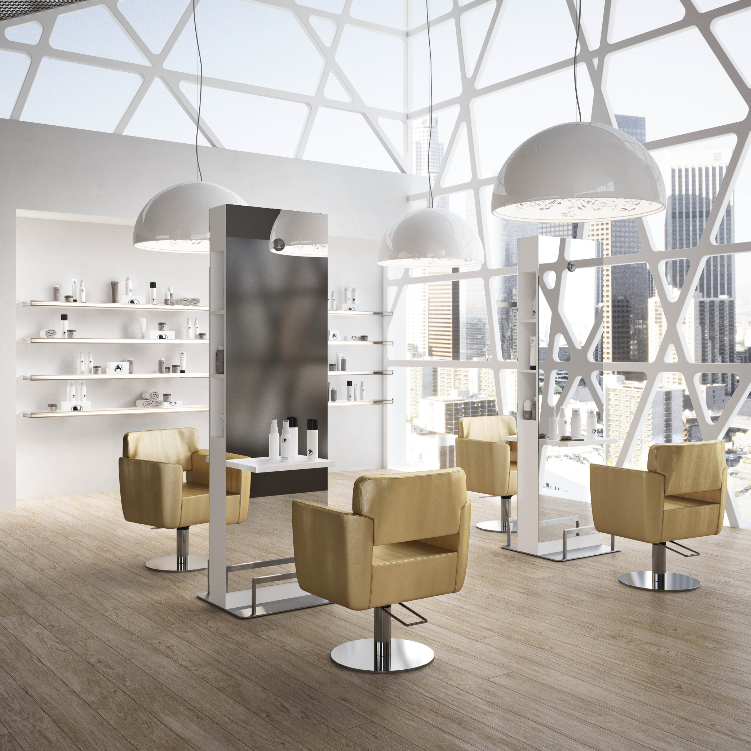 Naos design srl for Sedie salone moderne