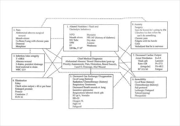 Image Result For Concept Maps For Nursing Concept Map Template Concept Map Concept Map Nursing