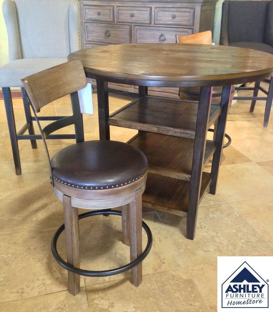 Pinnadel Counter Height BarStool