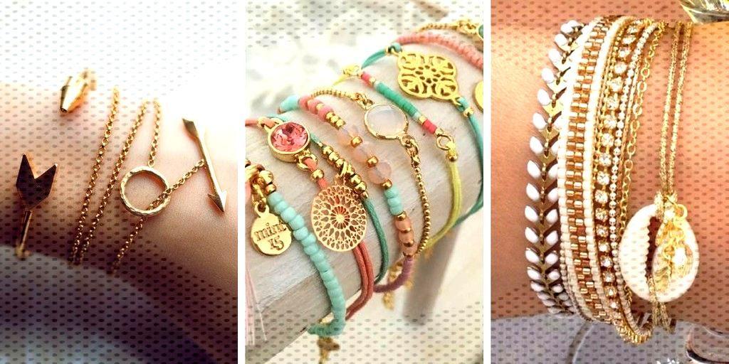 Models of womens bracelets - all about women - Models of womens bracelets – Attractive bracele
