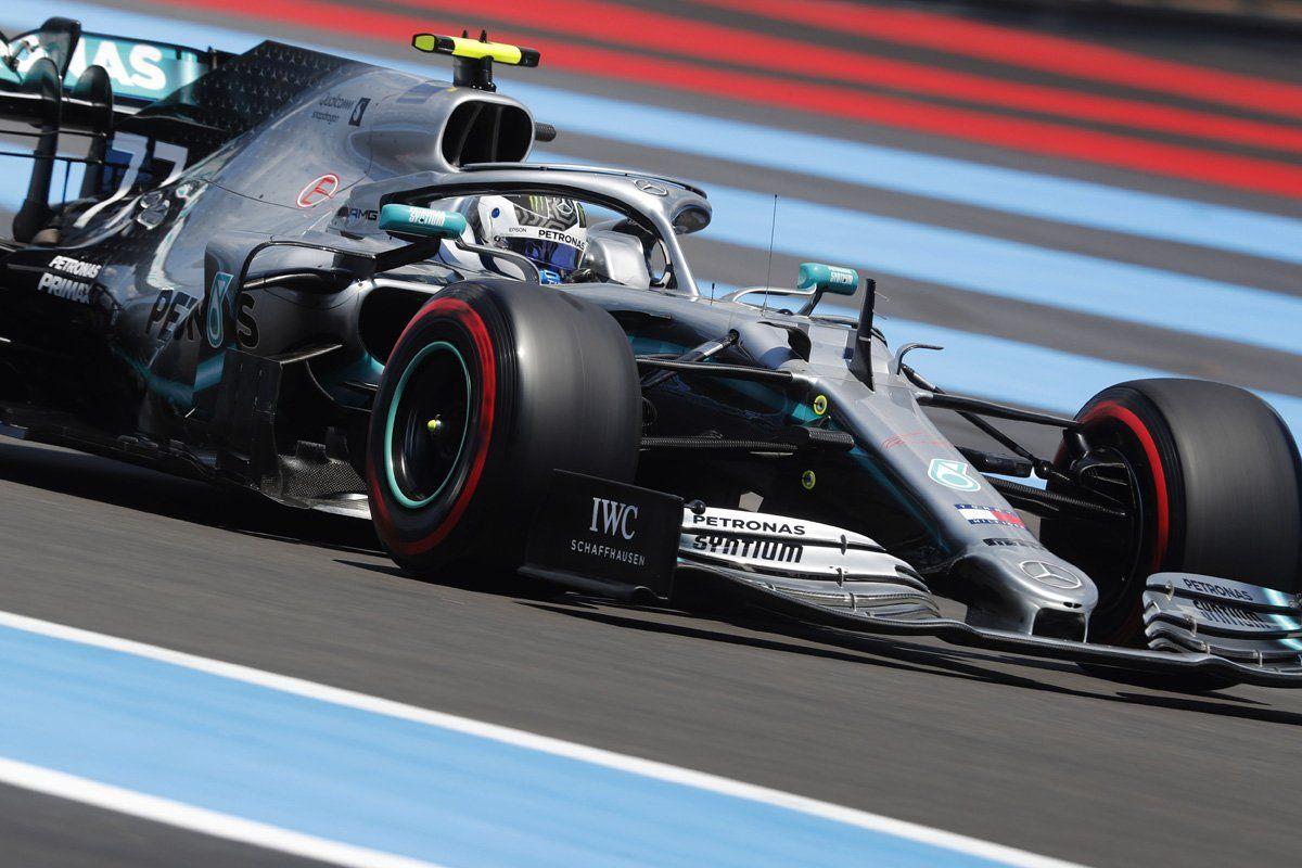 メルセデス、早くも2020年F1マシンへの移行を検討する余裕 メルセデス、F1マシン、リカール