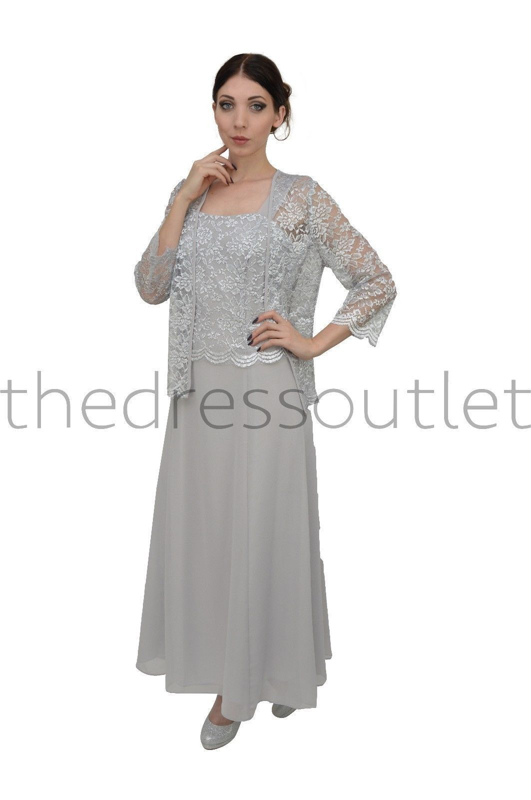 Awesome great dressoutlet long mother of the bride formal dress plus