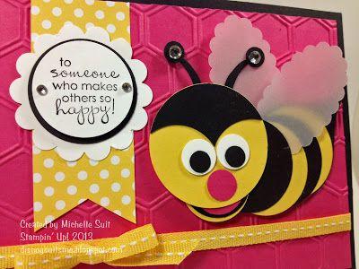 Bee Punch Art - bjl