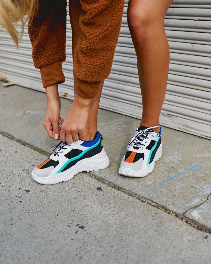 44e19ae1829f37 Blaze Chunky Sneaker -  39.99
