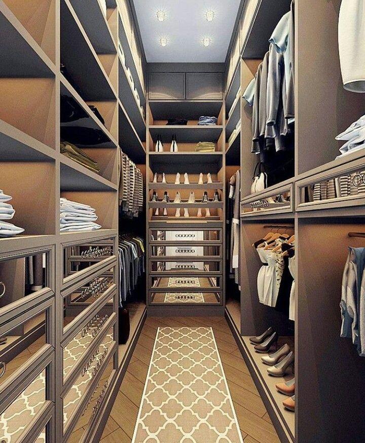 Best Pin By Komal Padda On Home Ideas Narrow Closet Design 400 x 300
