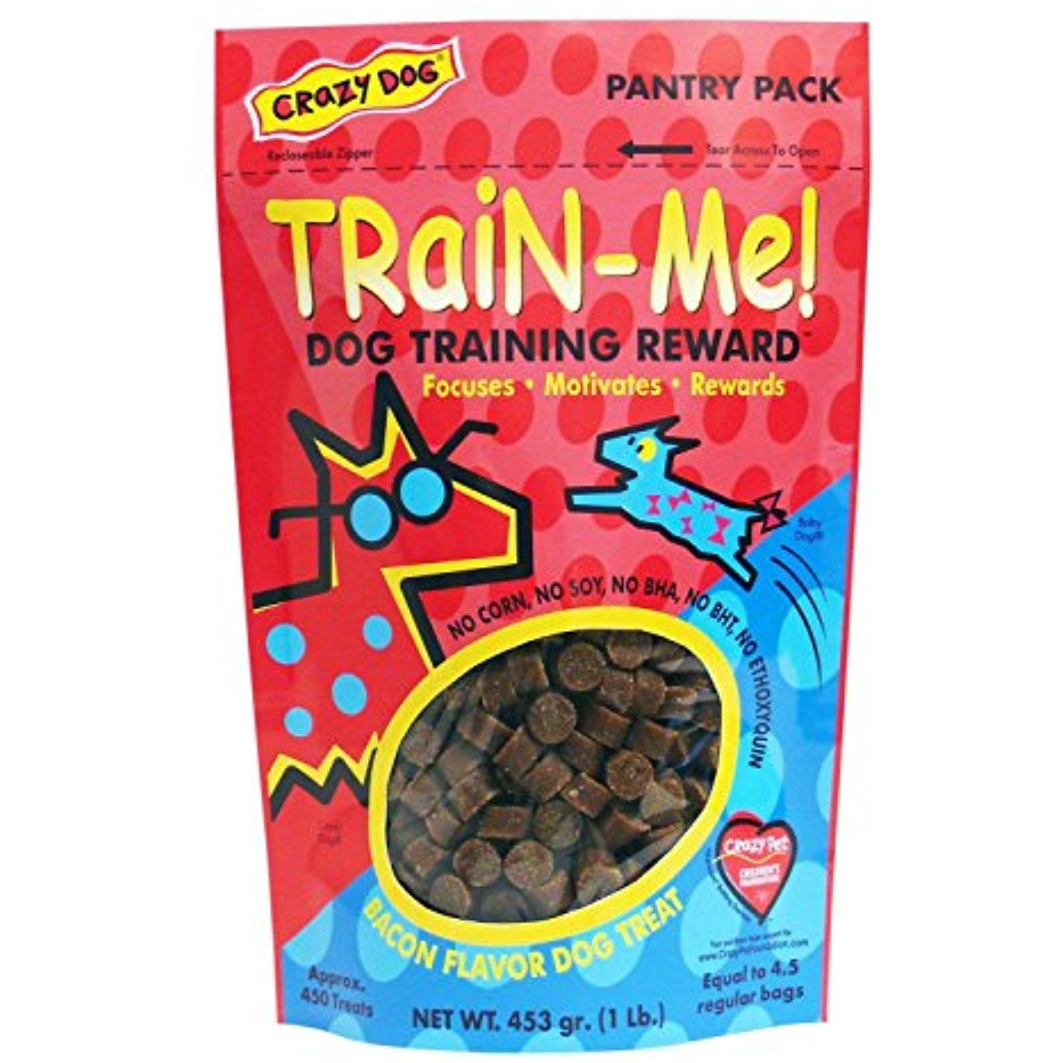 Training Reward Treats Bacon 16oz You Could Find Out More