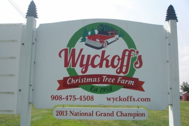 Pin on Christmas Tree Farms in Warren County NJ
