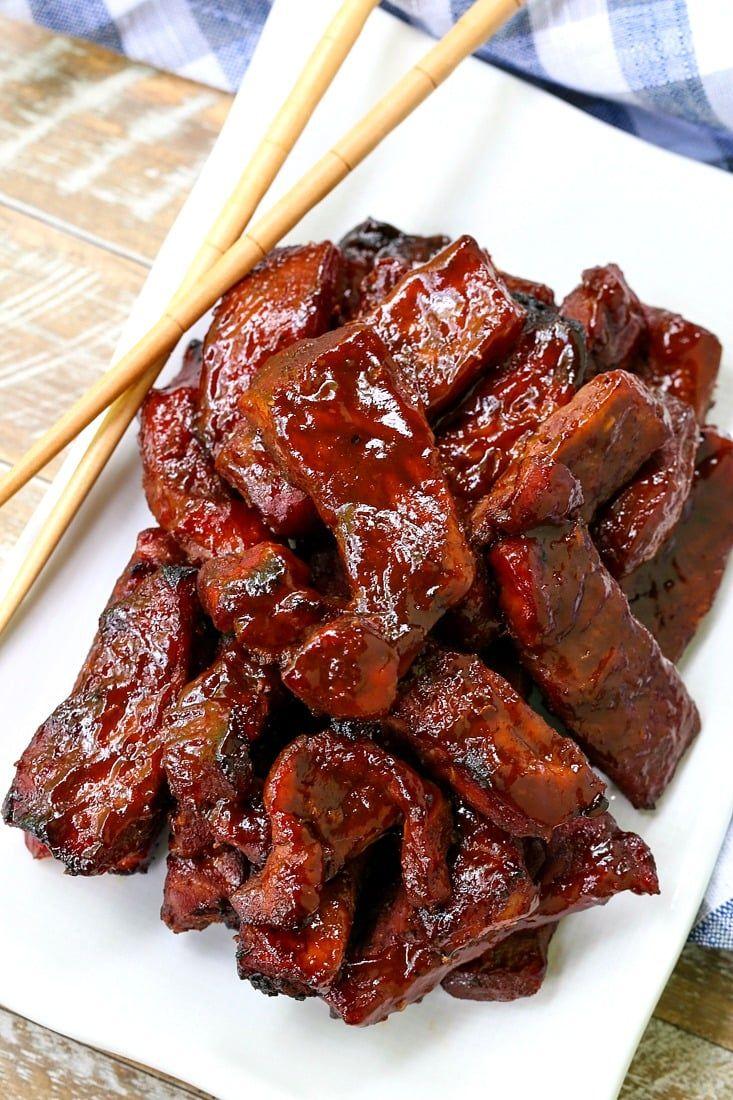 Chinese Boneless Spare Ribs