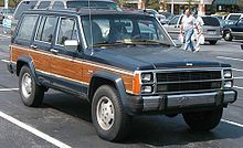 Jeep Cherokee Xj Wikipedia Jeep Cherokee Jeep Cherokee Xj Jeep